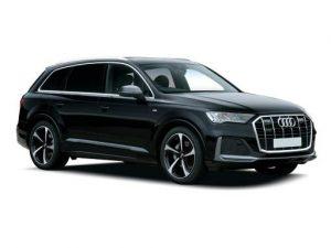 Audi Q7 Estate on 6 month short term car lease.