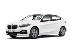 BMW 1 Series Hatchback on 5 month short term car lease.
