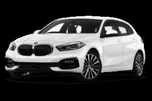 BMW 1 Series Hatchback on 6 month short term car lease.