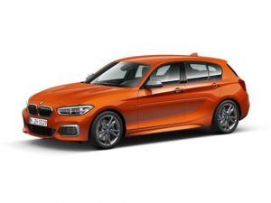 BMW 1 Series Hatchback M140i Shadow Edition Step 5dr Automatic [SP] on 12 short term car lease and includes Leather Seat Trim