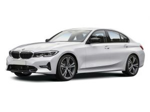 BMW 3 Series Saloon on 5 month short term car lease.