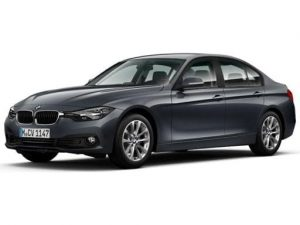 BMW 3 Series Saloon 320i M Sport Step Auto 4dr Automatic [VS] on 6 short term car lease and includes BMW Live Cockpit Professional