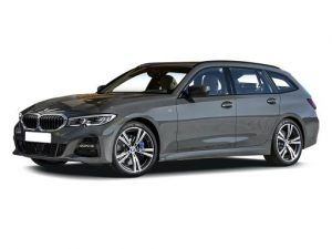 BMW 3 Series Touring on 9 month short term car lease.