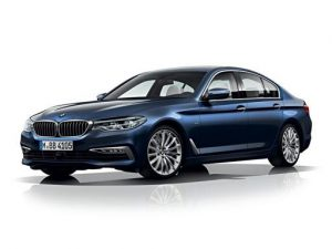 BMW 5 Series Saloon 520i M Sport Step 4dr Automatic [SP] on 12 short term car lease and includes Navigation System Professional