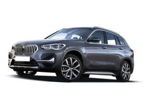 BMW X1 Estate on 6 month short term car lease.