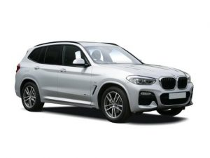 BMW X3 Estate on 9 month short term car lease.
