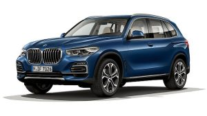 BMW X5 Estate on 9 month short term car lease.
