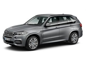 BMW X5 Estate on 12 month short term car lease.