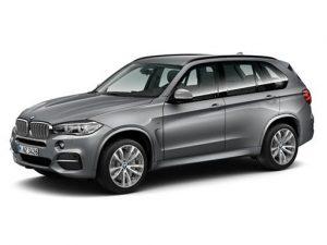 BMW X5 Estate on 9 month short term car lease.