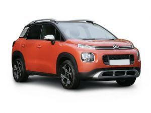 Citroen C3 Aircross Hatchback 1.5 BlueHDI Flair 5dr Manual [LC] on 9 short term car lease and includes Navigation System