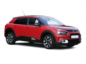 Citroen C4 Cactus Hatchback 1.2 Puretech Flair 5dr Manual [SP] on 12 short term car lease and includes Apple CarPlay (May require activation depending on manufacturer