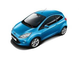 Ford KA+ Hatchback 1.2 85 Active 5dr Manual [SEM] on 12 short term car lease and includes Cruise Control