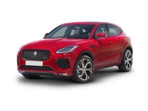 Jaguar E-Pace Estate 2.0d R-Dynamic 5dr Automatic [LQ] on 12 short term car lease and includes InControl Touch Navigation Pro