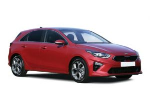 Kia Ceed Hatchback 1.0 T Gdi ISG GT-Line 5dr Manual [VS] on 6 short term car lease and includes Bluetooth