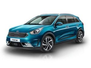 Kia Niro Estate 1.6 Gdi Hybrid 2 DCT 5dr Automatic [LC] on 6.5 short term car lease and includes Hybrid Short Term Car Lease