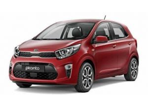 Kia Picanto Hatchback on 6 month short term car lease.