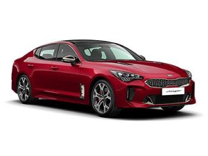 Kia Stinger Gran Turismo 2.0 T-Gdi GT-Line 5dr Automatic [VS] on 6 short term car lease and includes Apple Car Play (May require subscription)