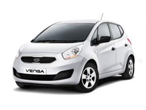 Kia Venga Hatchback 1.6 ISG 3 5dr Automatic [VS] on 6 short term car lease and includes Rear Parking Sensors