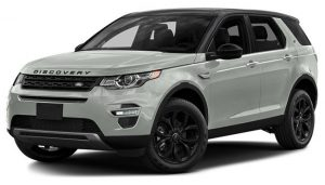 Land Rover Discovery Sport SW on 5 month short term car lease.