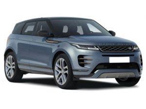Land Rover Range Rover Evoque Hatchback on 12 month short term car lease.