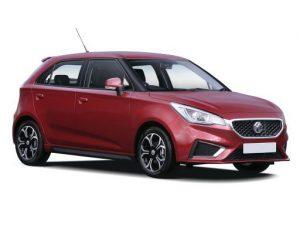MG Motor UK MG3 Hatchback on 12 month short term car lease.