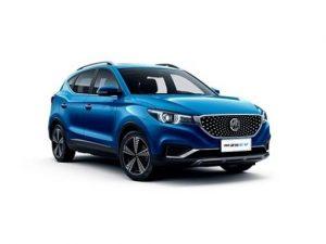MG Motor UK ZS Hatchback on 12 month short term car lease.