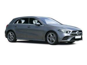Mercedes-Benz A Class Hatchback on 12 month short term car lease.