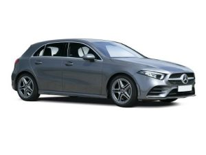 Mercedes-Benz A Class Hatchback on 6 month short term car lease.