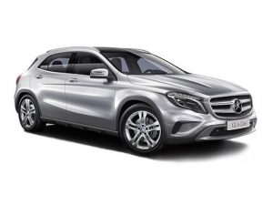 Mercedes-Benz GLA Class Hatchback GLA 180 Urban Edition 5dr Automatic [EL] on 12 short term car lease and includes Apple CarPlay (May require activation depending on manufacturer