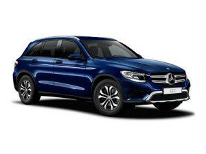 Mercedes-Benz GLC Estate on 9 month short term car lease.