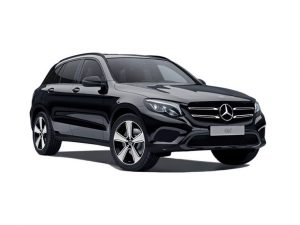 Mercedes-Benz GLC Estate on 6 month short term car lease.