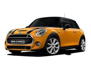 Mini Hatchback on 6 month short term car lease.