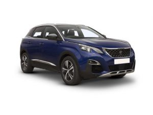 Peugeot 3008 Hatchback on 18 month short term car lease.