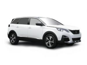 Peugeot 5008 Estate on 6 month short term car lease.