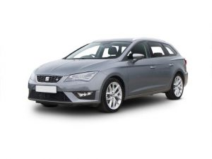 SEAT Leon Estate on 12 month short term car lease.