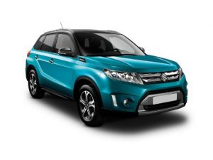 Suzuki Vitara Estate 1.0 Boosterjet SZ4 5dr Manual [VS] on 6 short term car lease and includes Alloy Wheels