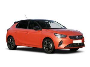 Vauxhall Corsa Hatchback on 12 month short term car lease.