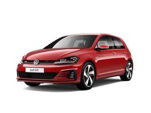 Volkswagen Golf Hatchback on 12 month short term car lease.