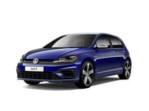 Volkswagen Golf Hatchback on 6 month short term car lease.