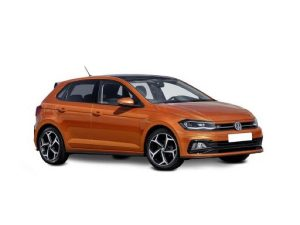 Volkswagen Polo Hatchback on 6 month short term car lease.