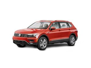 Volkswagen Tiguan Allspace Estate 2.0 TDI 150 Match 2wd DSG 5dr Automatic [LC] on 6 short term car lease and includes Discover Navigation System