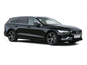 Volvo V60 Sportswagon on 5 month short term car lease.