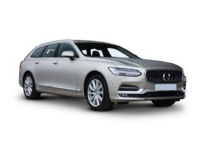 Volvo V90 Sportswagon 2.0 D4 Inscription Plus Geartronic 5dr Automatic [VS] on 6 short term car lease and includes Bluetooth
