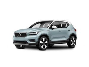 Volvo XC40 Estate 2.0 D3 Inscription AWD Geartronic 5dr Automatic [VS] on 6 short term car lease and includes Sensus Navigation