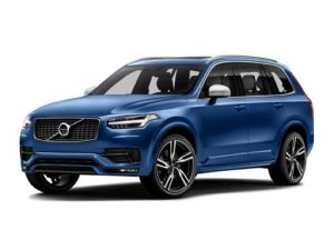Volvo XC90 Estate 2.0 B5 PowerPulse R Design AWD 5dr Automatic on 5 short term car lease and includes Heated Front Seats